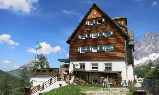 Austriahütte Raumsau am Dachstein