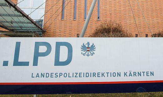 LPD Kaernten Landespolizeidirektion Kaernten Klagenfurt