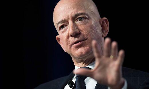 Jeff Bezos wirft ''Enquirer''-Verlagschef übelste Erpressung vor
