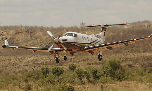 Tansania Flugzeugabsturz