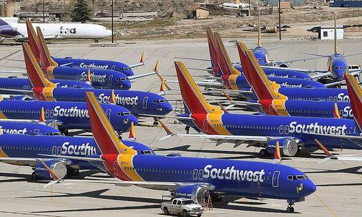 Seit Monaten dürfen Flugzeuge des Typs 737-Max-8 nicht abheben