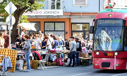 Ganz Graz wird zum Flohmarkt