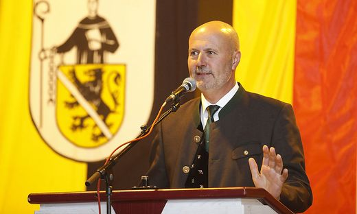 Simon Maier wird 2021 als Bürgermeister von Bad St. Leonhard abdanken