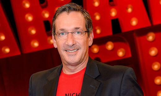 Kabarettist Viktor Gernot