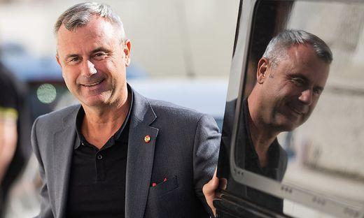 Ex-Parteichef Norbert Hofer