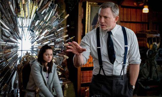 Craig als Detektiv Blanc: Alle sind verdächtig, auch Pflegerin Marta Cabrera (Ana de Armas)