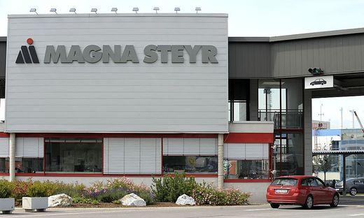Neue Aufträge werden für ein Plus bei Magna Steyr in Graz sorgen