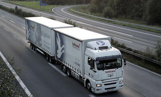 Gigaliner weiterhin auf deutschen Straßen zugelassen