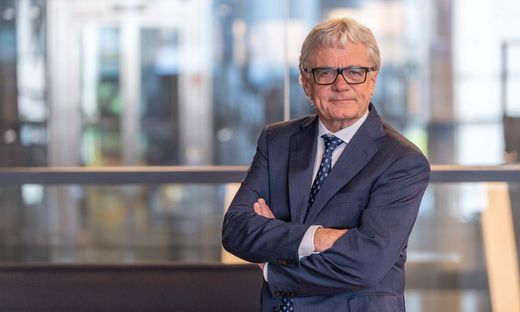 Ex-Voest-Boss Wolfgang Eder
