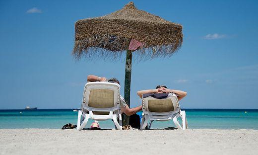 Urlaub am Strand könnte noch dauern