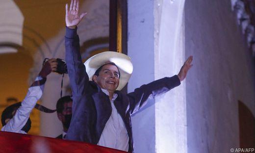 Politiker Pedro Castillo