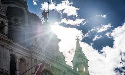 Grazer Rathaus Foto: Jürgen Fuchs