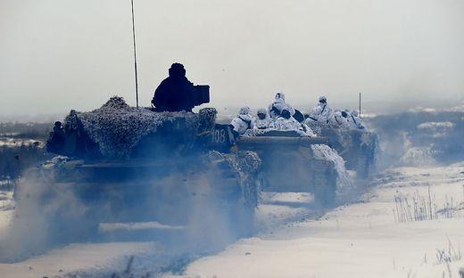 Konflikt in der Ostukraine
