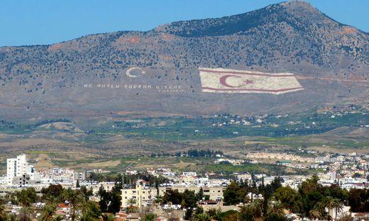 Der Nordteil von Zypern ist seit 1974 von der Türkei besetzt