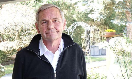 Altbürgermeister Johann Straner