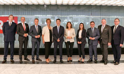 ORF-Stiftungsrat: Landesdirektorinnen und Landesdirektoren bestellt