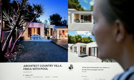 ++ THEMENBILD ++ IBIZA-VIDEO / VILLA / FINCA