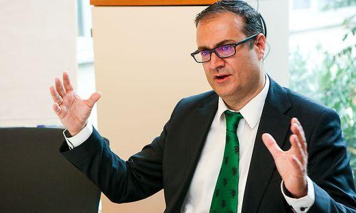 SFG-Chef Christoph Ludwig