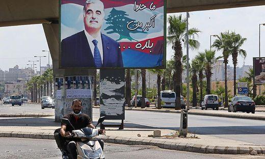 Gedenken Hariri