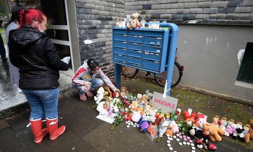 Fuenf tote Kinder in Solingen gefunden