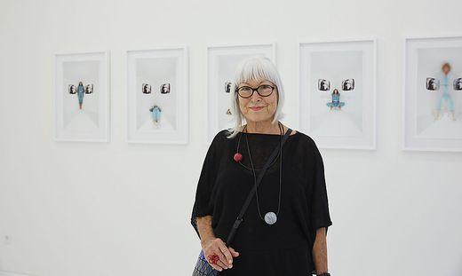 Pionierin der Konzept- und Medienkunst: Margot Pilz