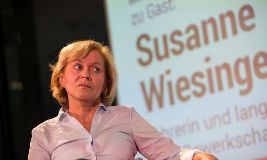 Susanne Wiesinger Ombudsfrau