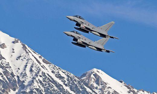 Unstimmigkeiten in der Causa Eurofighter