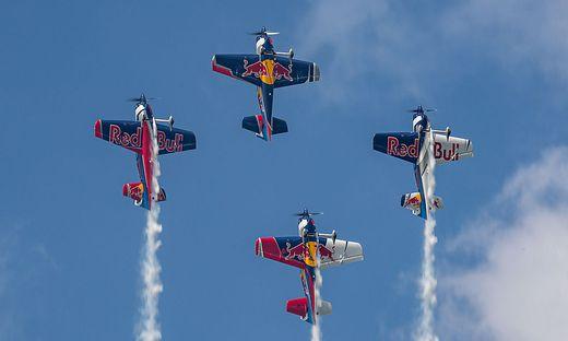 Flying Bulls Aerobatic Team