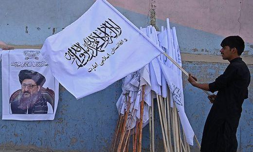 Mullah Baradar wird Vize-Regierungschef