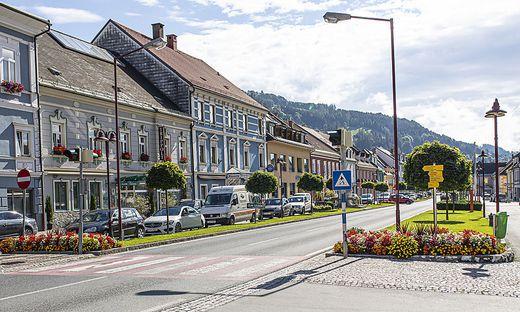 Blumenolympiade Stadt Bad St. Leonhard im Lavanttal September 2020