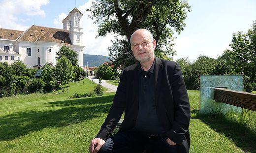 Fery Berger am Weizberg