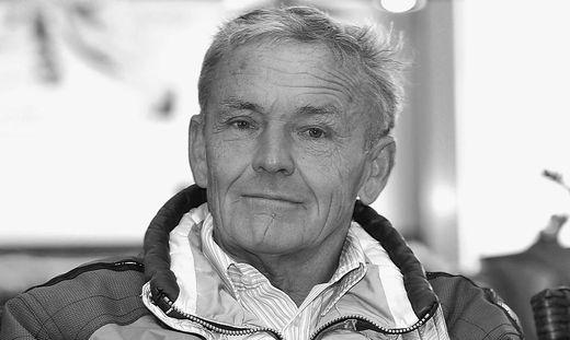 Egon Zimmermann verstarb im 81. Lebensjahr