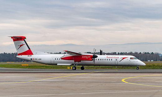 AUA-Regionalflug