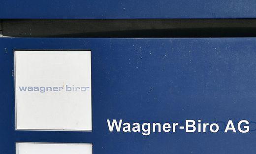 Im Reich des traditionsreichen Anlagenbauers Waagner-Biro gibt es eine weitere Pleite