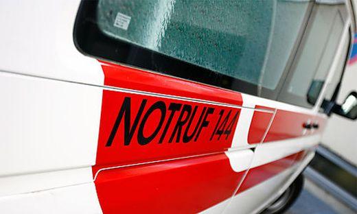 Die Rettungskräfte brachten die Neujährige zu weiteren Untersuchungen ins Klinikum Klagenfurt