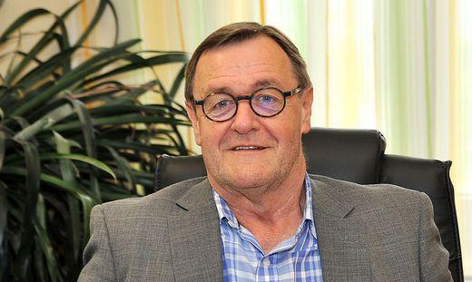 Odo Wöhry ging jetzt auch als Spitzenbeamter in Pension