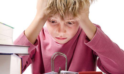 Vor allem in Mathematik, Deutsch und Englisch haben die Schüler Lernprobleme