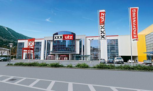 Xxxlutz Kauft Weiter Möbelhäuser In Deutschland Kleinezeitungat