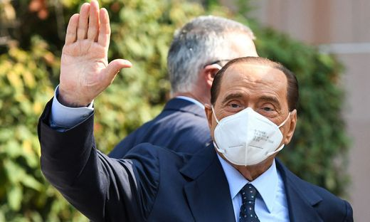 Rätselraten um den Gesundheitszustand von Silvio Berlusconi