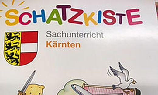 Mithilfe des Buchs wird in Volksschulen gelehrt