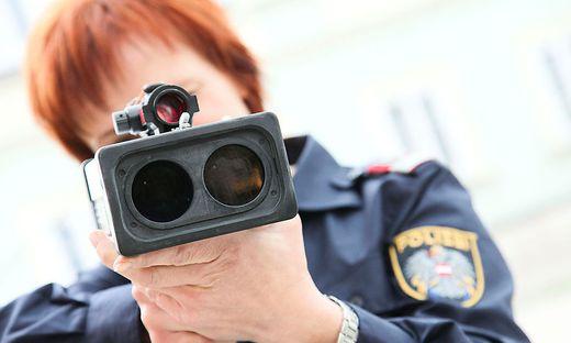 Die Polizei konnte keine Messung durchführen