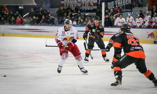 Sieg für die 99ers in Salzburg
