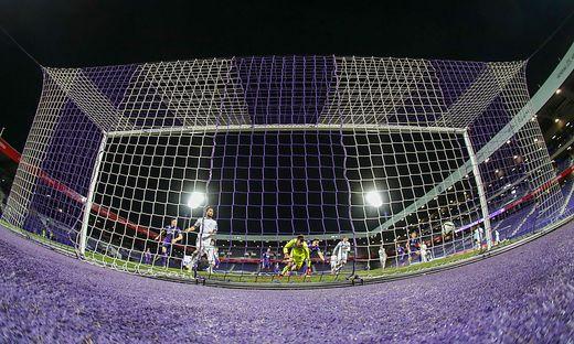 SOCCER - 2. Liga, Young Violets vs A.Klagenfurt