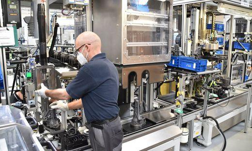 ZF Lemförder in Lebring muss 60 Mitarbeiter vorübergehend zur Kurzarbeit anmelden