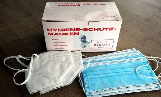 Hygiene Austria-Masken