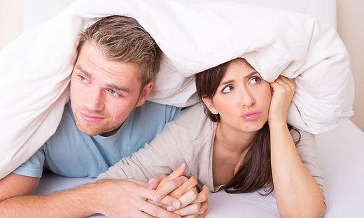 Lustlos: Zu zweit im Bett, und nichts geht mehr