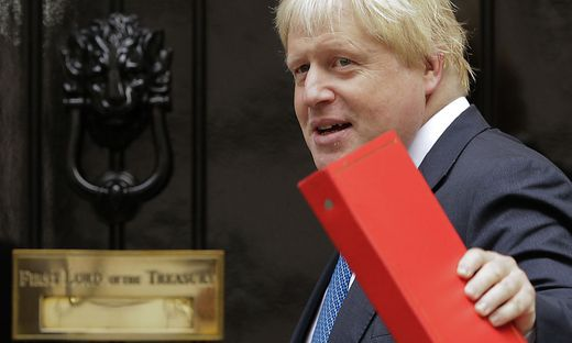 Großbritannien - Brexit-Hardliner Johnson will Ausstiegszahlungen an die EU zurückhalten