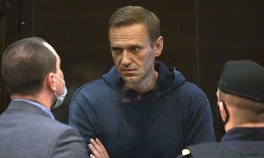 Auch hinter Gittern bleibt Nawalny für den Kreml gefährlich