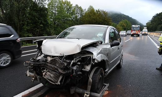 Unfall S35