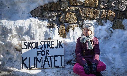 Sie hat Tausende inspiriert: Greta Thunberg